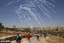 demonstration Bil'in